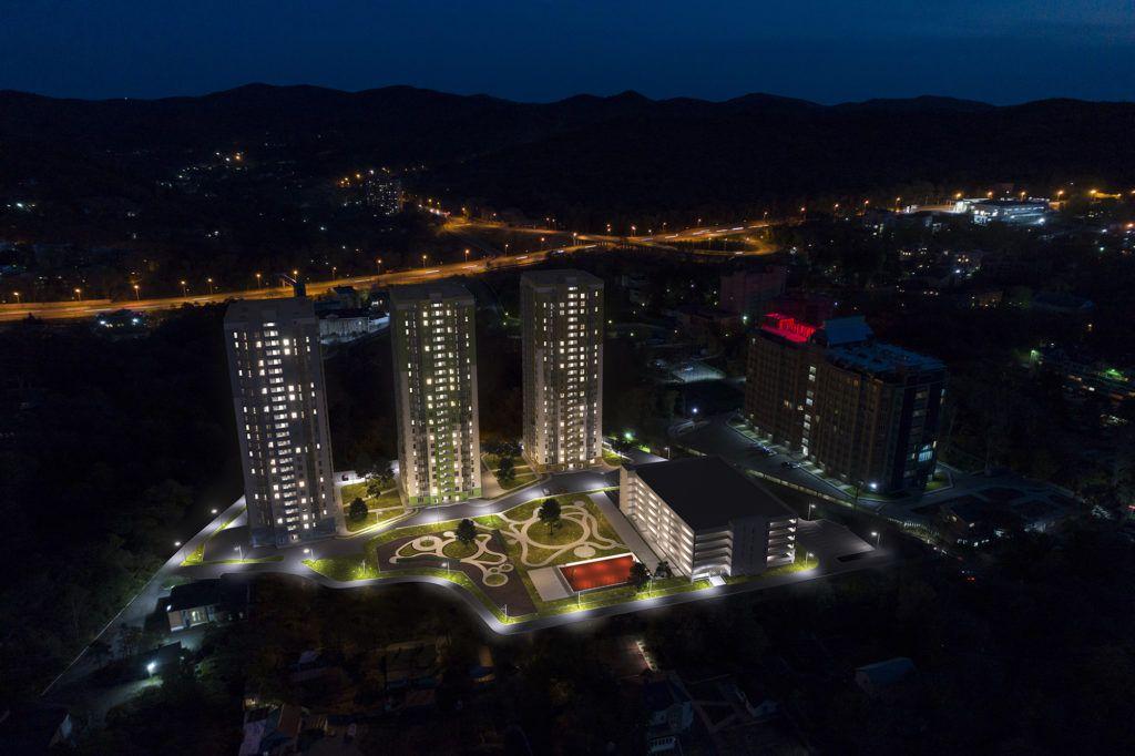 жилой комплекс Ренессанс