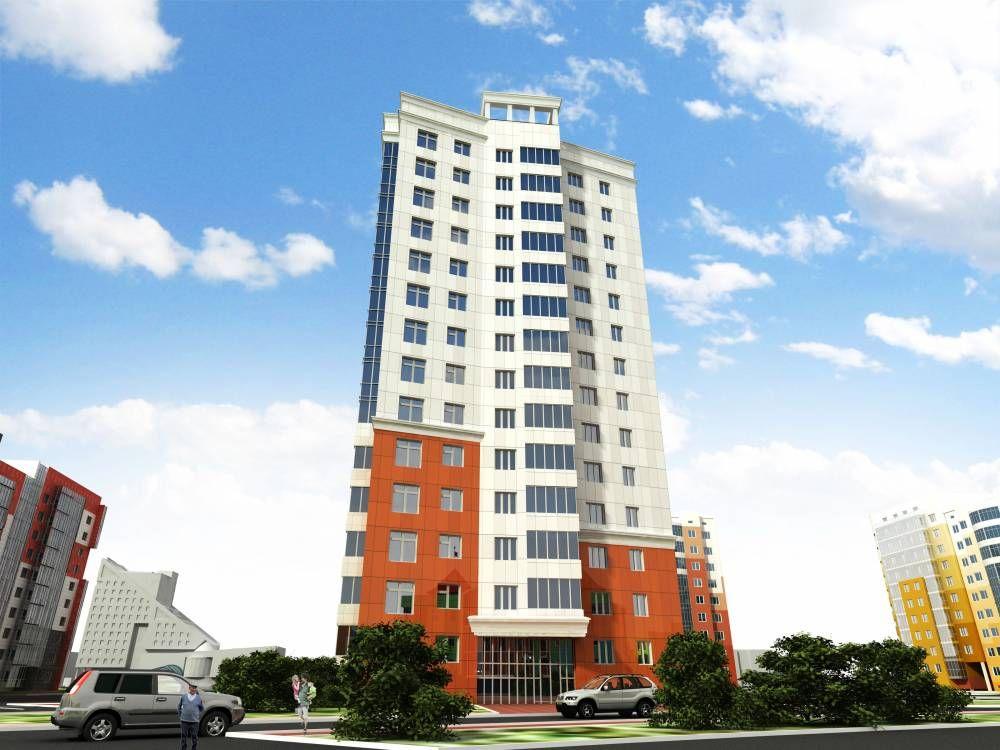 продажа квартир дом 1-7, 203 микрорайон