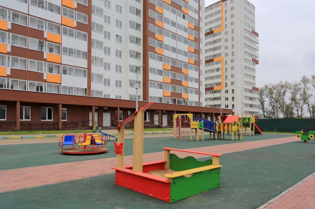 продажа квартир Квартал Лукино