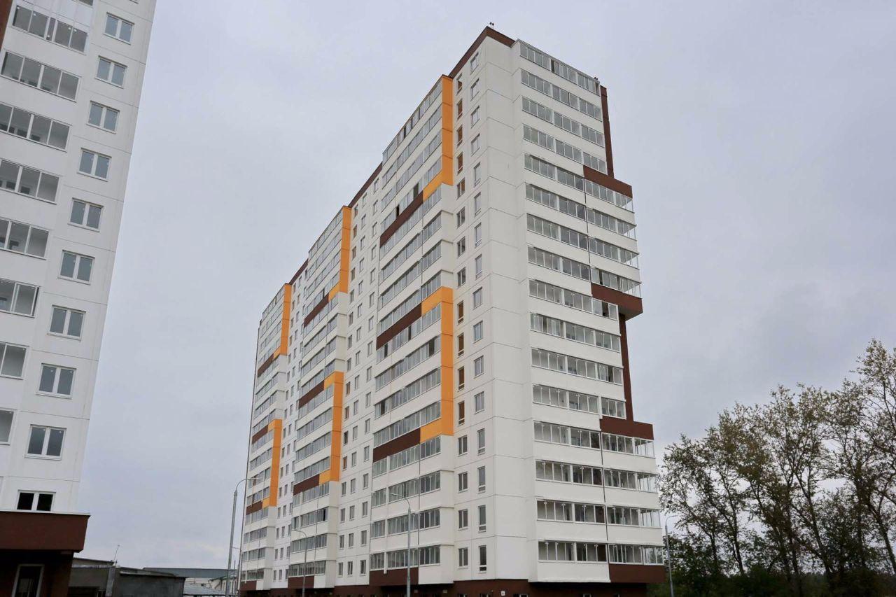 жилой комплекс Квартал Лукино