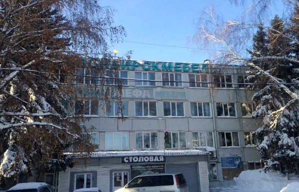 Офисное здание на ул. Сибиряков-Гвардейцев, 49А