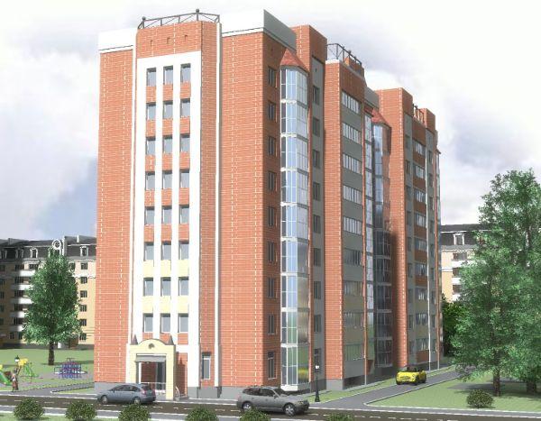 3-я Фотография ЖК «По ул.Александрова 2»