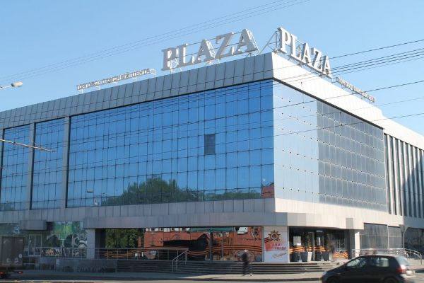 Торгово-офисный комплекс Plaza (Плаза)