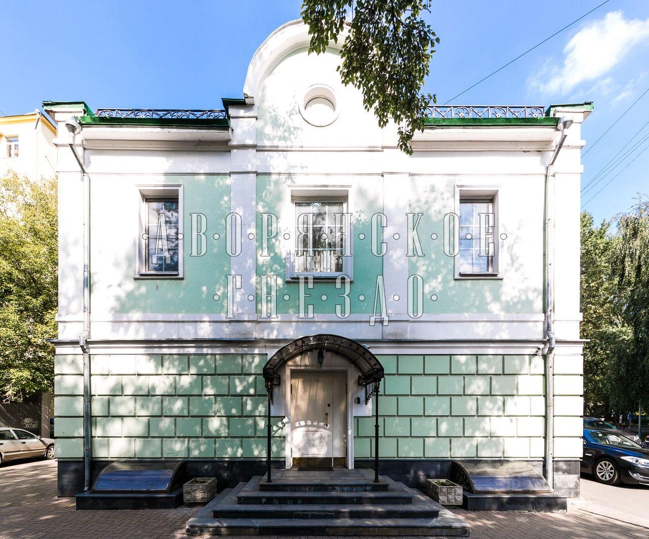 Коммерческая недвижимость Вспольный переулок Аренда офиса 7 кв Кропоткинская
