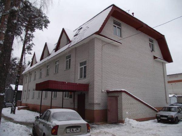 Отдельно стоящее здание на ул. Сакко и Ванцетти, 9