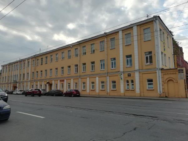 Бизнес-центр на ул. Лифляндская, 3