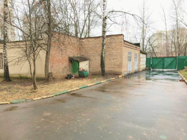Отдельно стоящее здание на ул. Профсоюзная, 27к2с3