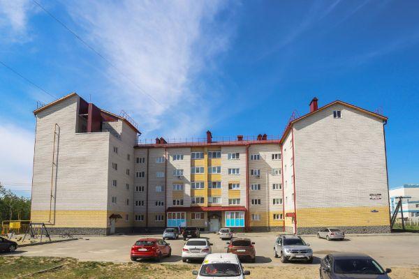 1-я Фотография ЖК «Октябрьский переулок, 6»
