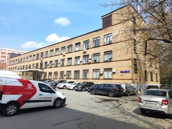 Административное здание на ул. Гостиничная, 7Ак2
