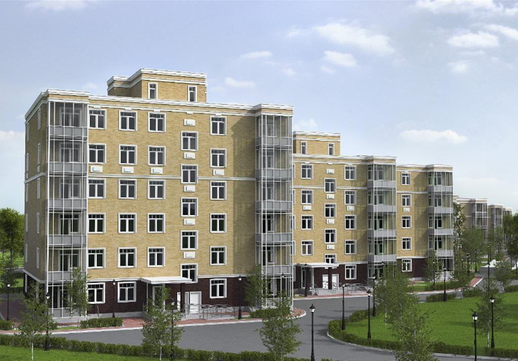 жилой комплекс Академгородок