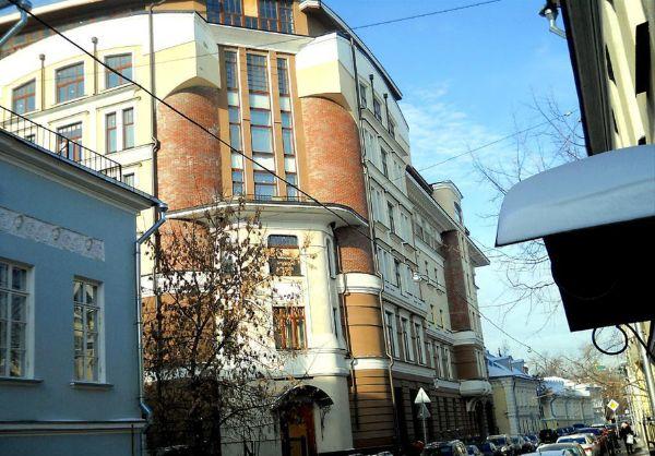 1-я Фотография ЖК «Лаврушинский 11»