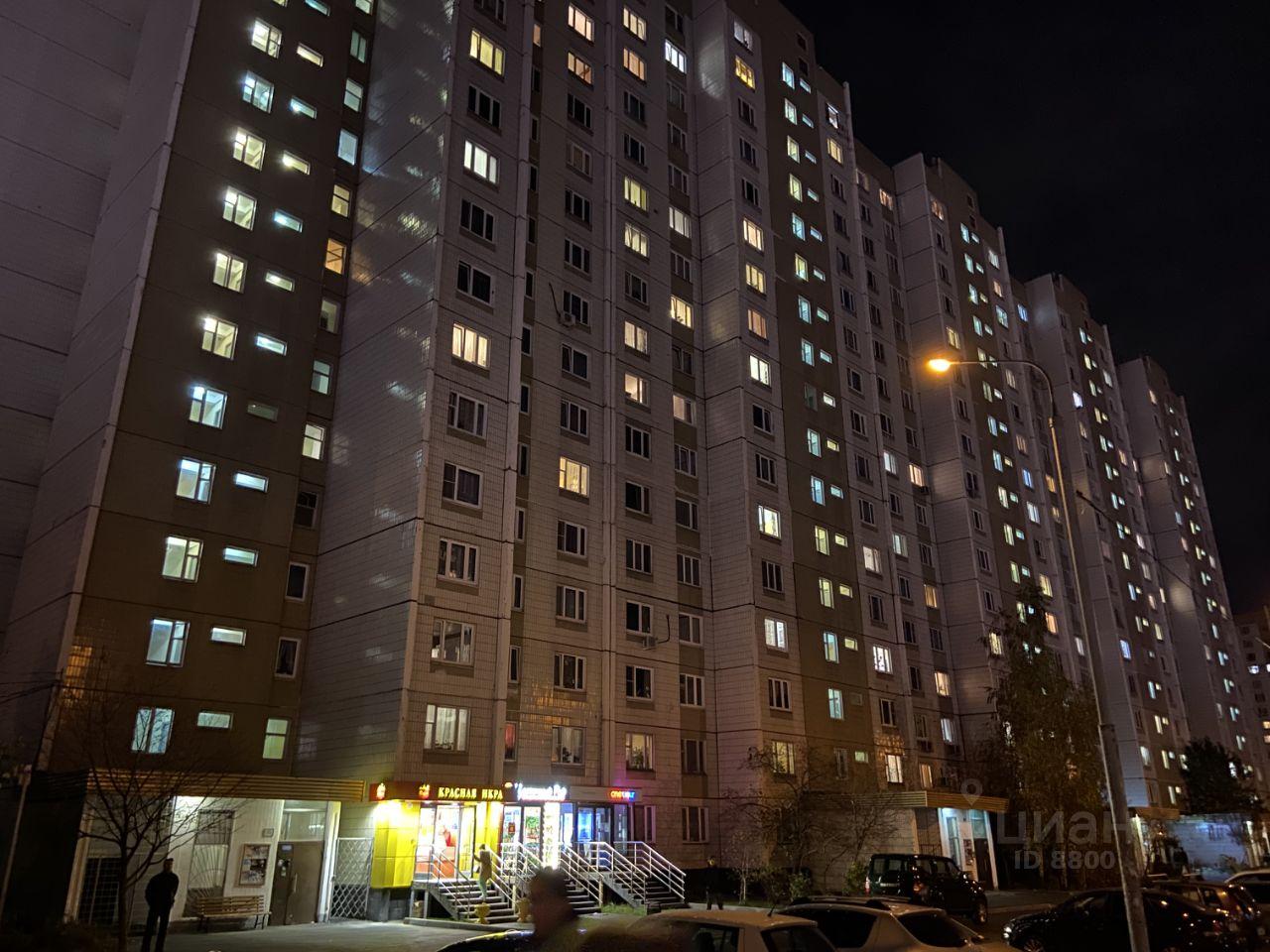 Продаю однокомнатную квартиру 37.6м² Дубравная ул., 35, Москва, СЗАО, р-н Митино м. Митино - база ЦИАН, объявление 253111640