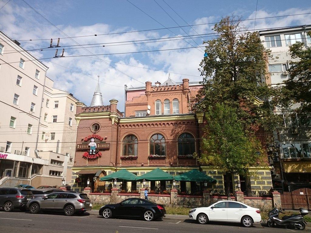 аренда помещений в БЦ на ул. Воронцовская, 35Бк1