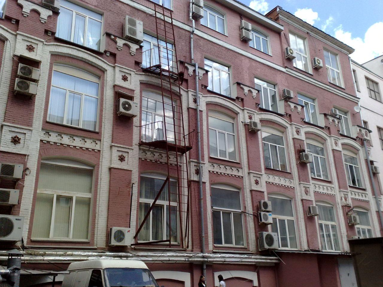 продажа помещений в БЦ на ул. Воронцовская, 35Бк1
