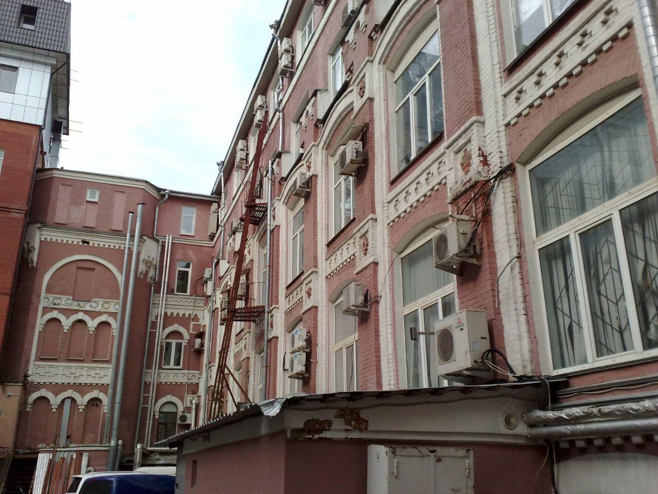 Бизнес Центр на ул. Воронцовская, 35Бк1