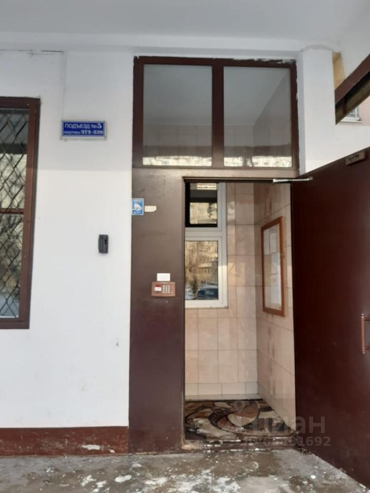 Продаю двухкомнатную квартиру 54.7м² Батайский проезд, 65, Москва, ЮВАО, р-н Марьино м. Марьино - база ЦИАН, объявление 251983733