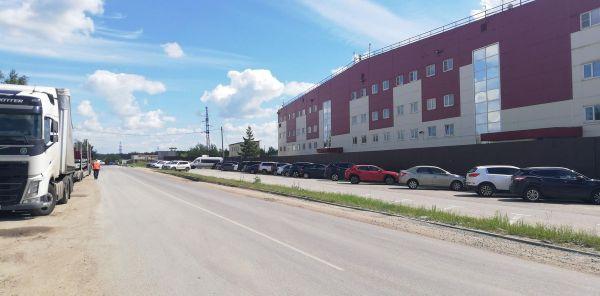 Офисно-складской комплекс Южная промзона, 4