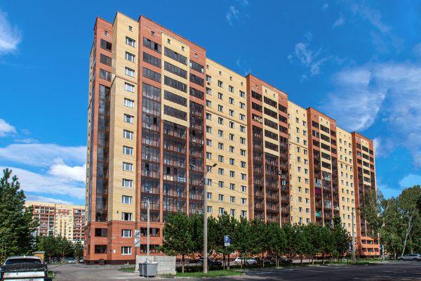 2-я Фотография ЖК «на Комарова»