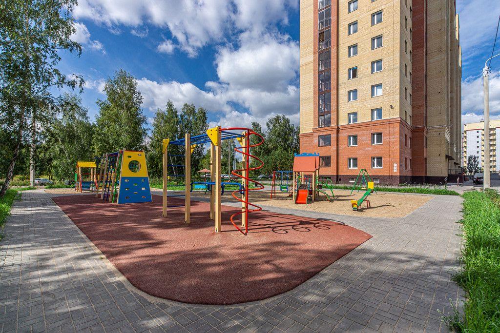 жилой комплекс на Комарова
