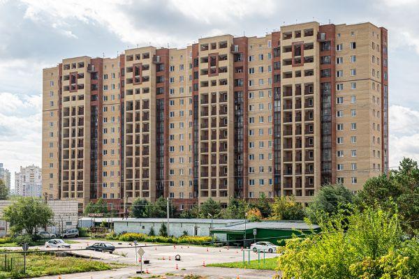 4-я Фотография ЖК «на Комарова»