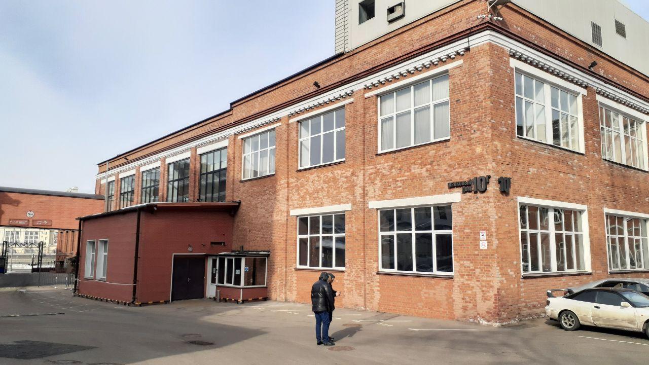 продажа помещений в БЦ Московский шёлк