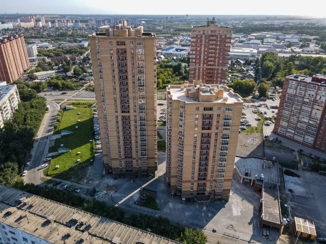 ЖК На Коротаева
