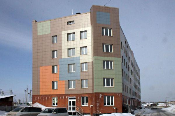 1-я Фотография ЖК «Апартаметы в пос. Элитный»
