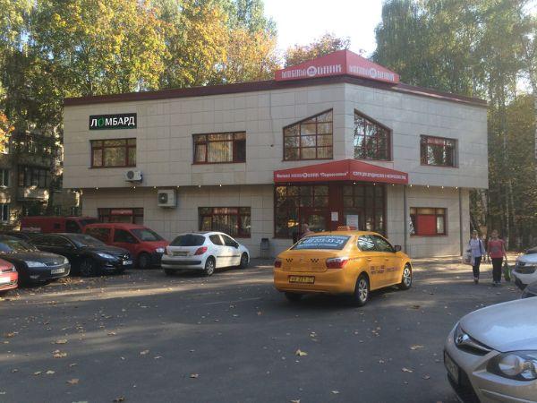 Офисное здание на ул. Комсомольская, 3А