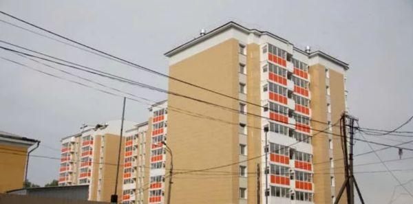1-я Фотография ЖК «по ул. Красный Путь»