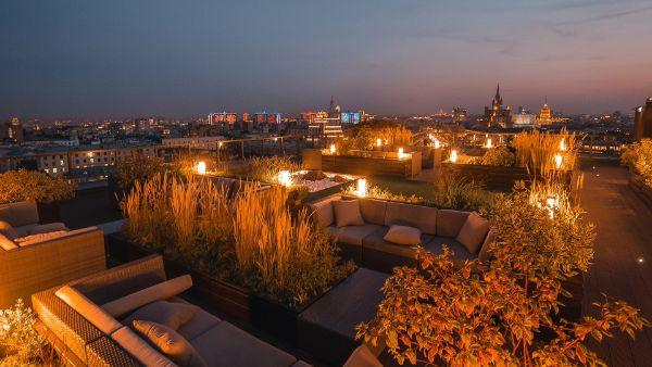 жилой комплекс Квартал апартаментов Сады Пекина