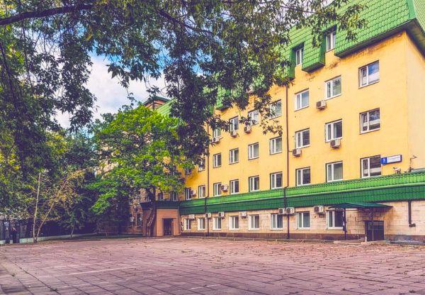 Офисное здание во 2-м Верхнем Михайловском проезде, 9с5