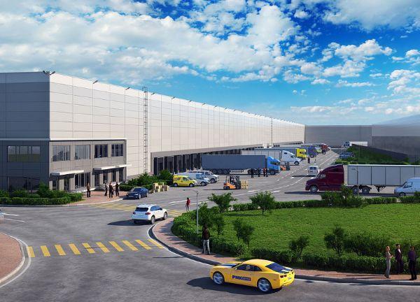 Индустриальный парк PNK Парк Ступино