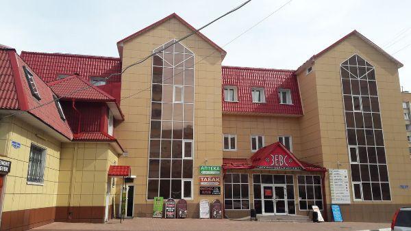Торгово-офисный комплекс Зевс