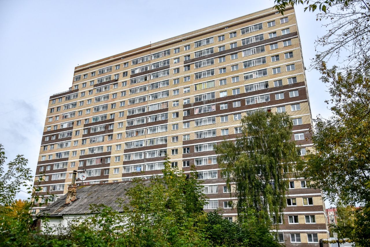ЖК Дом на Байкальской