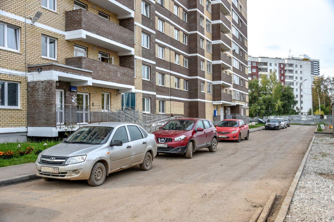 жилой комплекс Дом на Байкальской