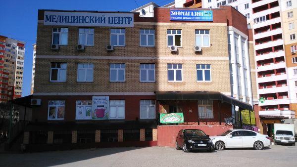 Бизнес-центр на ул. Рябиновая, 2
