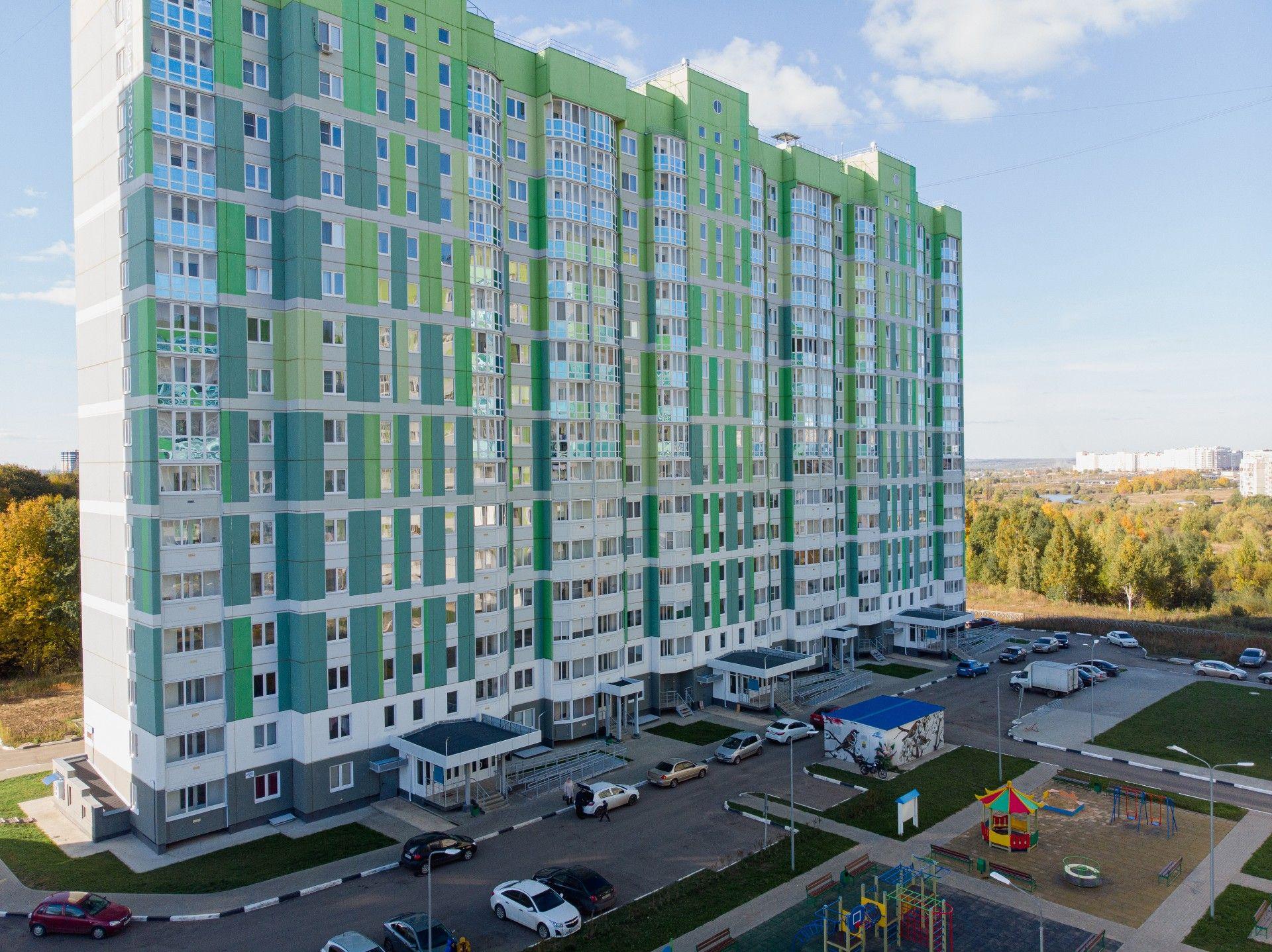 купить квартиру в ЖК Московский парк