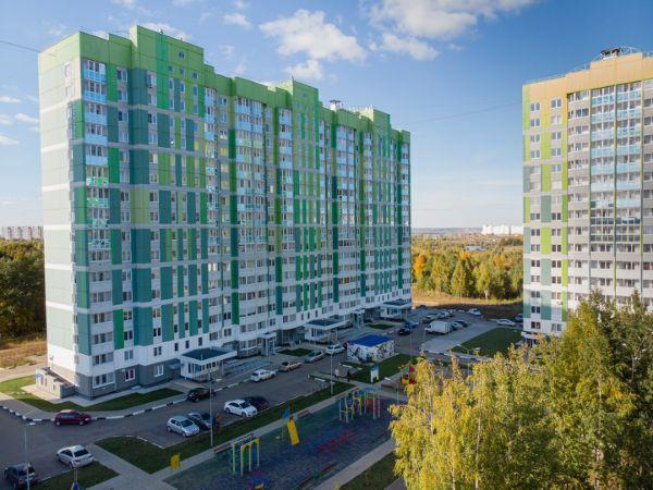 11-я Фотография ЖК «Московский парк»