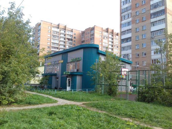Отдельно стоящее здание на ул. Крупской, 18Б