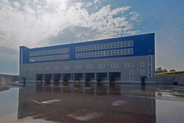 Складской комплекс Конвент (Сonvent)