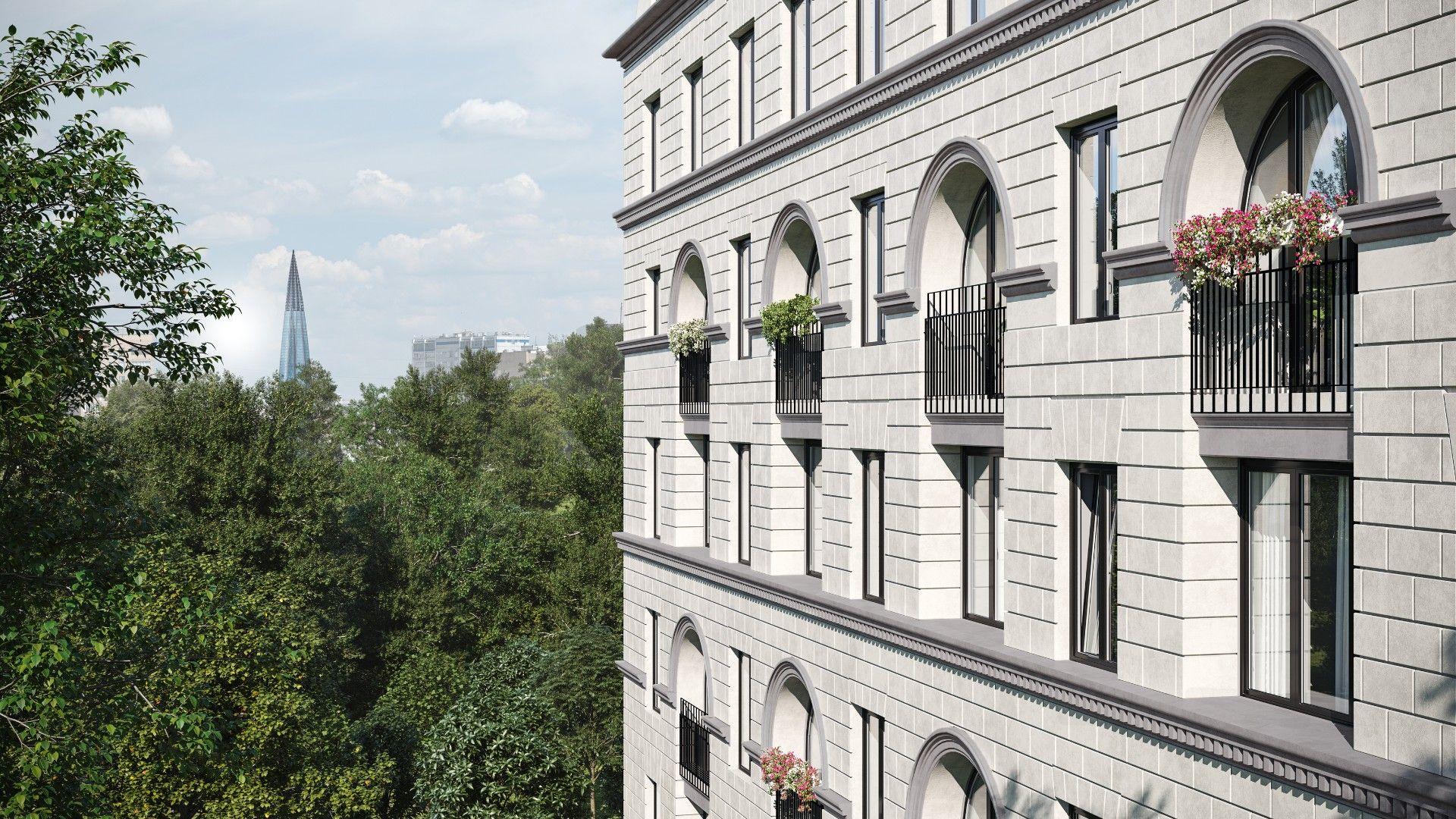 купить квартиру в ЖК Дом Аура у Светлановской