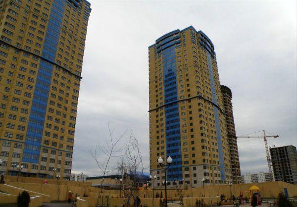 1-я Фотография ЖК «Янтарный город»