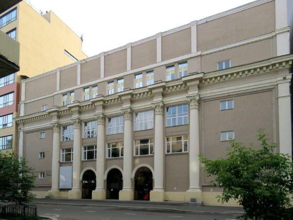 Офисное здание на ул. Большая Татарская, 35с4