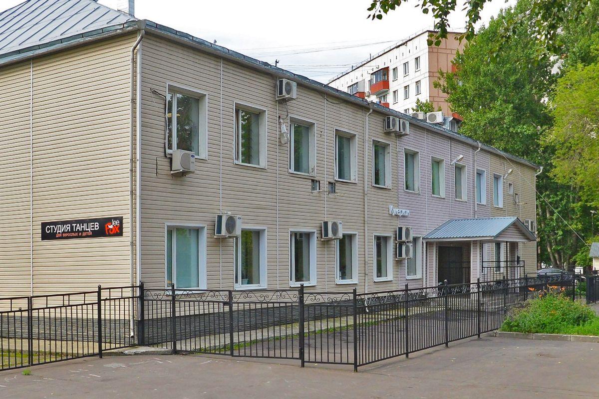 аренда помещений в БЦ на Волгоградском проспекте, 93к2