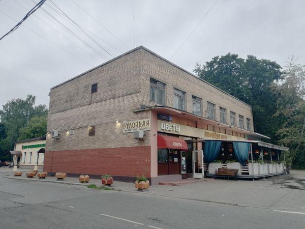 Отдельно стоящее здание на ул. Никитинская, 13