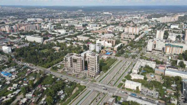 3-я Фотография ЖК « По ул. Байкальская»
