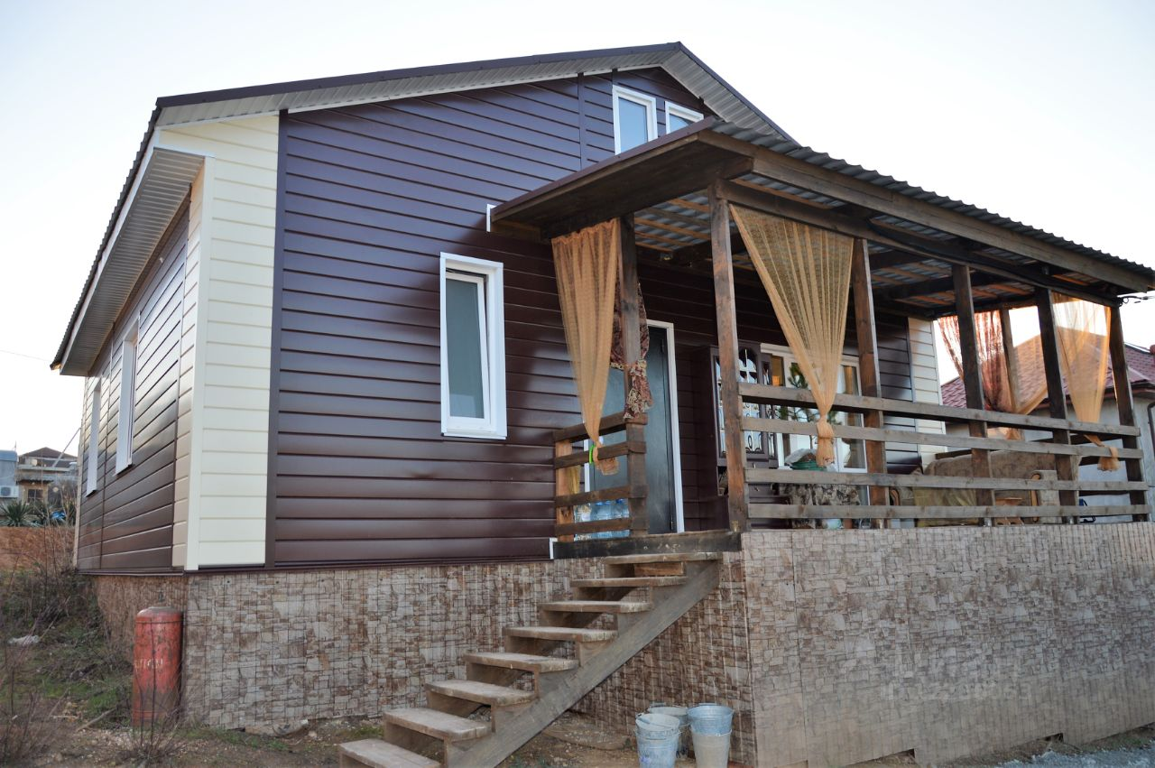 Продажа дома 114м² Севастополь, р-н Балаклавский, Балаклавец садовое товарищество, 117 - база ЦИАН, объявление 250981957