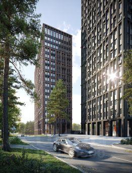 Комплекс апартаментов B'aires