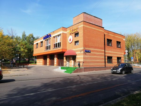 Отдельно стоящее здание на ул. Полярная, 33Г