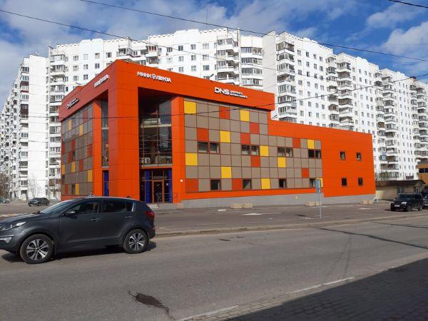 Торгово-офисный комплекс на проспекте Красной Армии, 232А